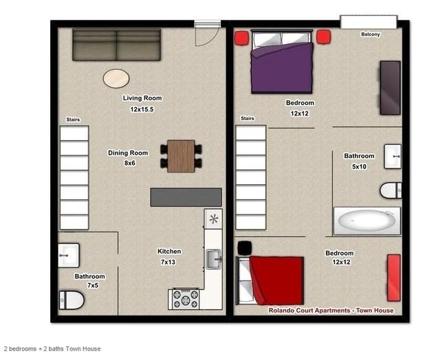 rolando court apartments rentals - san diego, ca | apartments