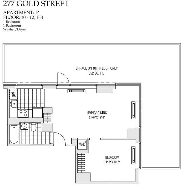 Apartment P Bklyn Gold