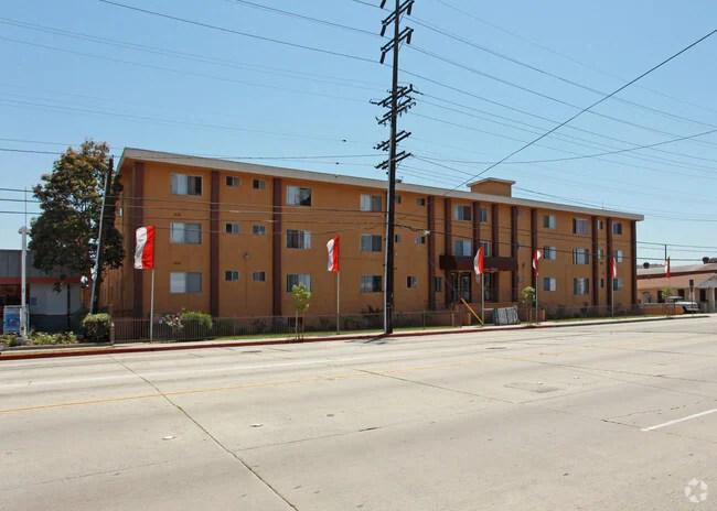 Hampton Pointe Apartments Hawthorne Ca