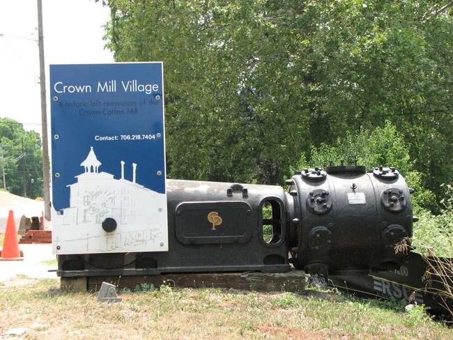 Crown Mill Village Lofts Apartments Dalton Ga