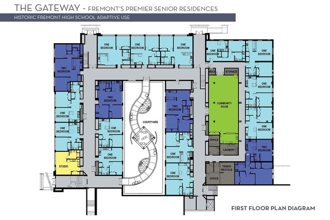 The Gateway Senior Apartments Apartments
