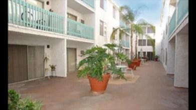Linden Plaza Courtyard Apartments