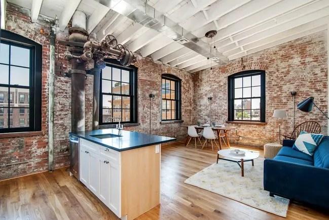 Interior The Soda Factory Lofts
