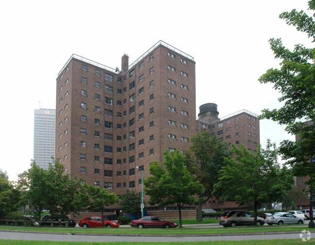 Marine Drive Apartments