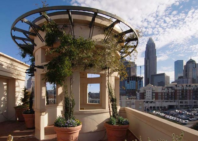 Uptown Charlotte Nc Condos For Rent Terrace Downtown Ten05 W