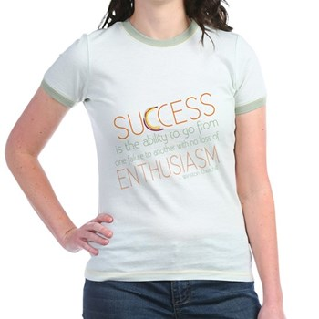 success quote shirt