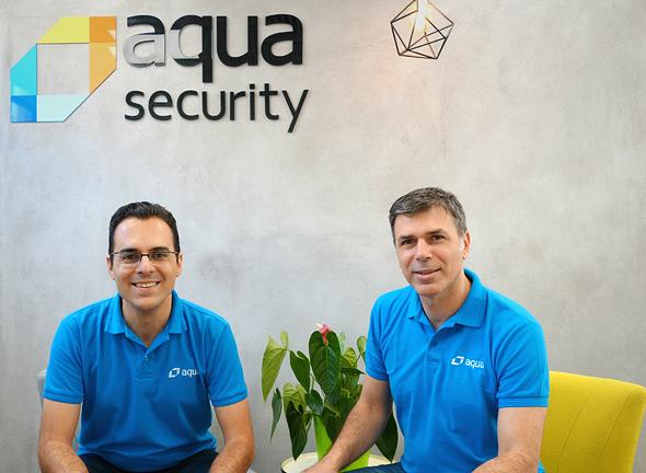 サイバーセキュリティのAqua Security Softwareが3,000万ドルを調達