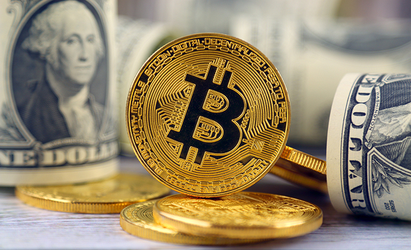 From Bitcoin to Dollar
