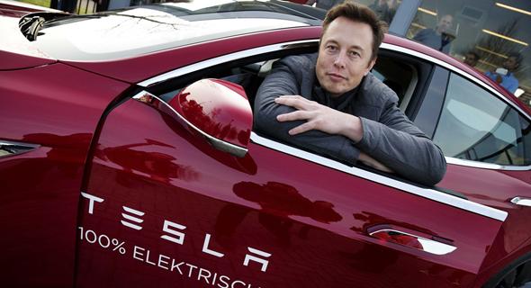 نتيجة بحث الصور عن Elon Musk ... the founder of Tesla