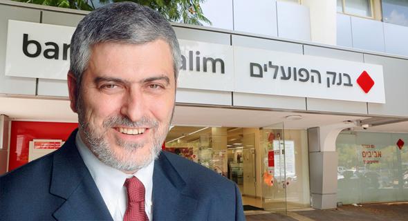 Dov Kotler, CEO of Poalim