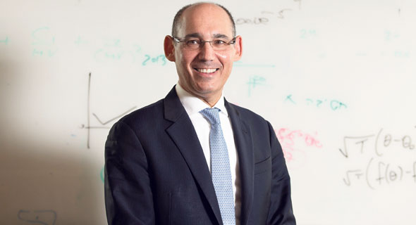 Governor of the Bank of Israel, Prof. Amir Yaron.