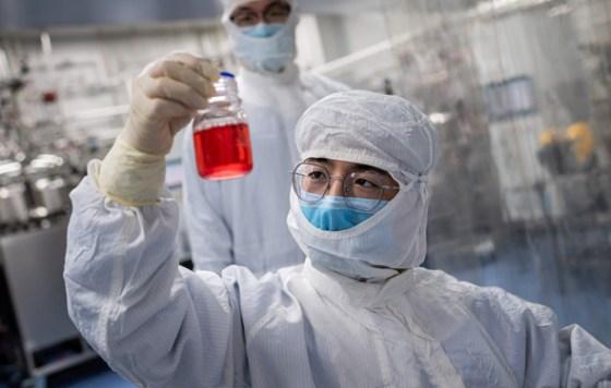 Chinese vaccine for corona