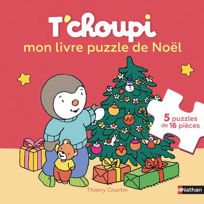 t choupi mon livre puzzle de noel cultura belgium