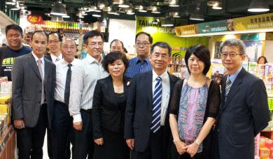 臺國貿局來港促港臺商貿互動 大紀元時報 香港 獨立敢言的良心媒體