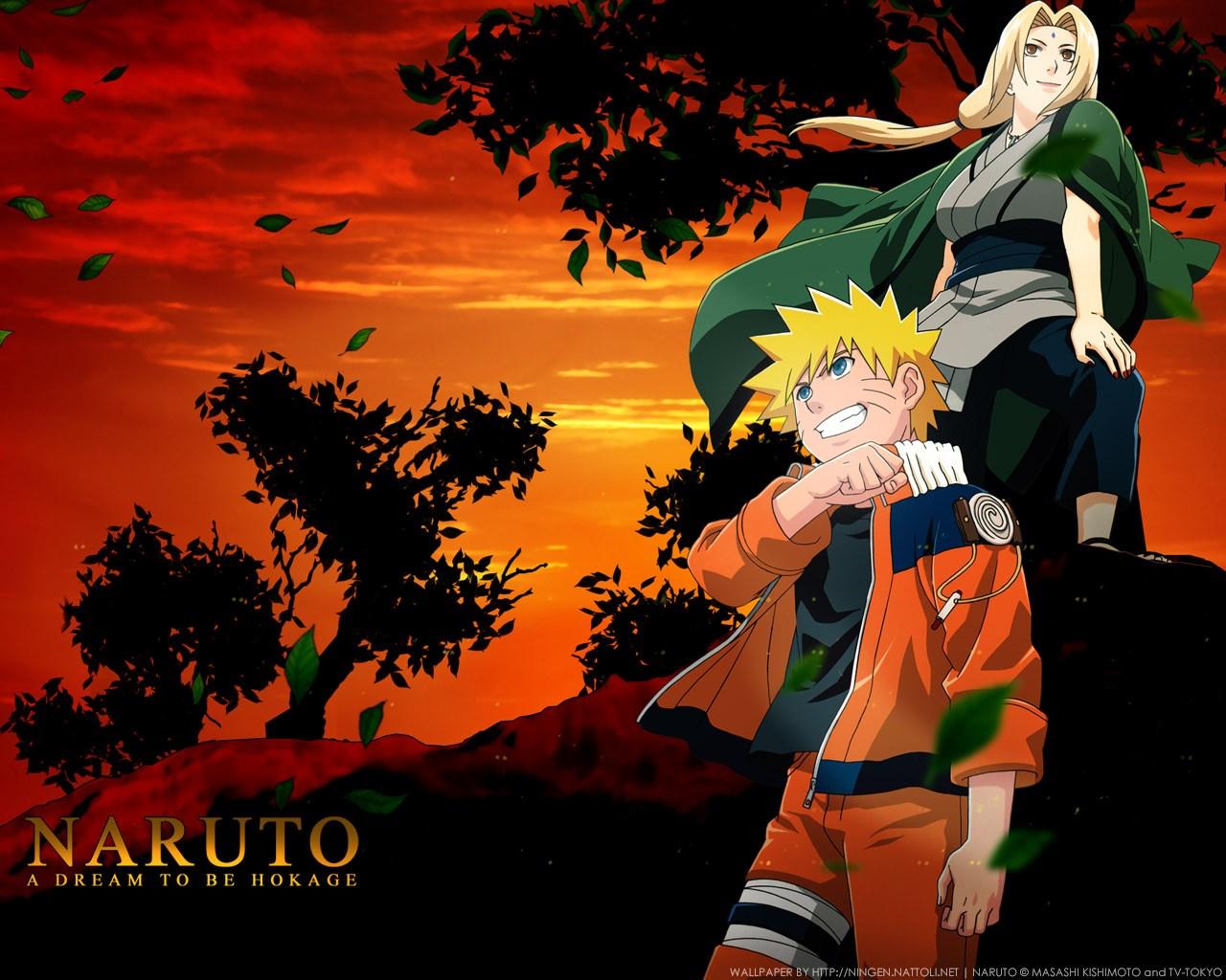 Naruto wallpaper - Naruto Shippuuden 1280x1024