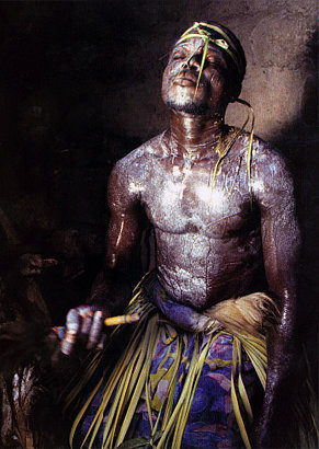 Image result for image of a voodoo priest