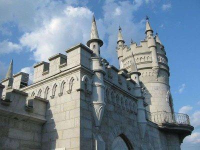 Swallow's Nest Castle - ukraine Photo