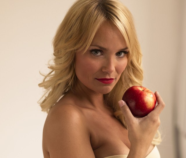 Kristin Chenoweth Images The Apple Tree Promo Hd Wallpaper And Background Photos