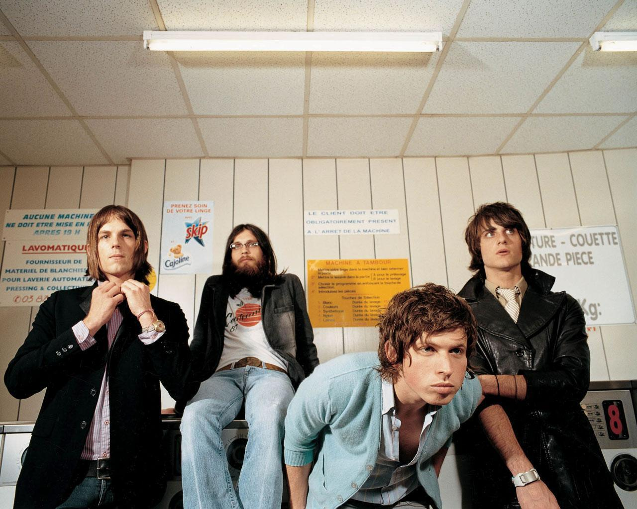 KOL - Kings of Leon 1280x1024