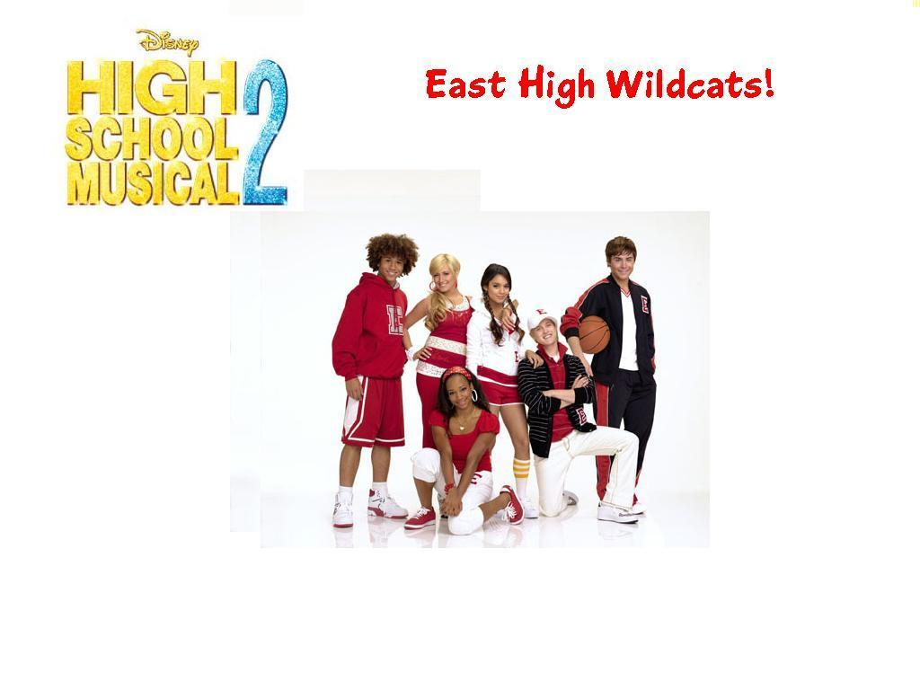 East High Wildcats - High School Musical 3 Wallpaper (2576293) - Fanpop