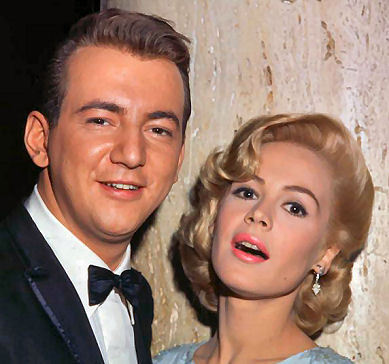 Image result for bobby darin AND SANDRA DEE