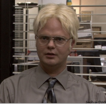 Favorite Changed Hair Style Poll Results The Office