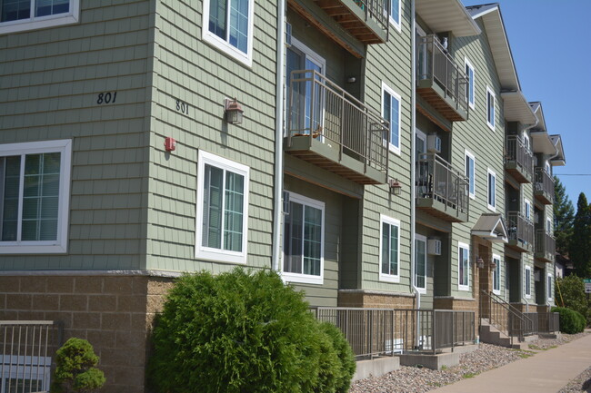Downtown La Crosse 1 Bedroom Apartments