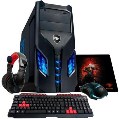 Computador Gamer G-fire AMD A8-9600, 8GB, HD 1TB, Windows 10 (Versão de Avaliação) - HTG-R309