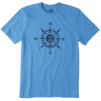 Men's LIG Compass Crusher Tee