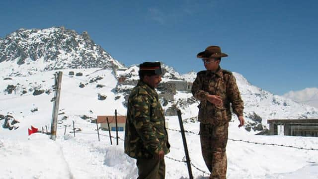 Now the Indian army thwarted Chinese incursion in Sikkim last week, 20 Dragon soldiers were injured in the skirmish