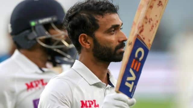 Ajinkya Rahane realizes after the India wait Melbourne test was very special