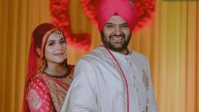 Kapil Sharma told- Why did he run away from the stage during marriage?