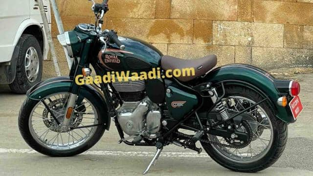 royal enfield classic 350 new model