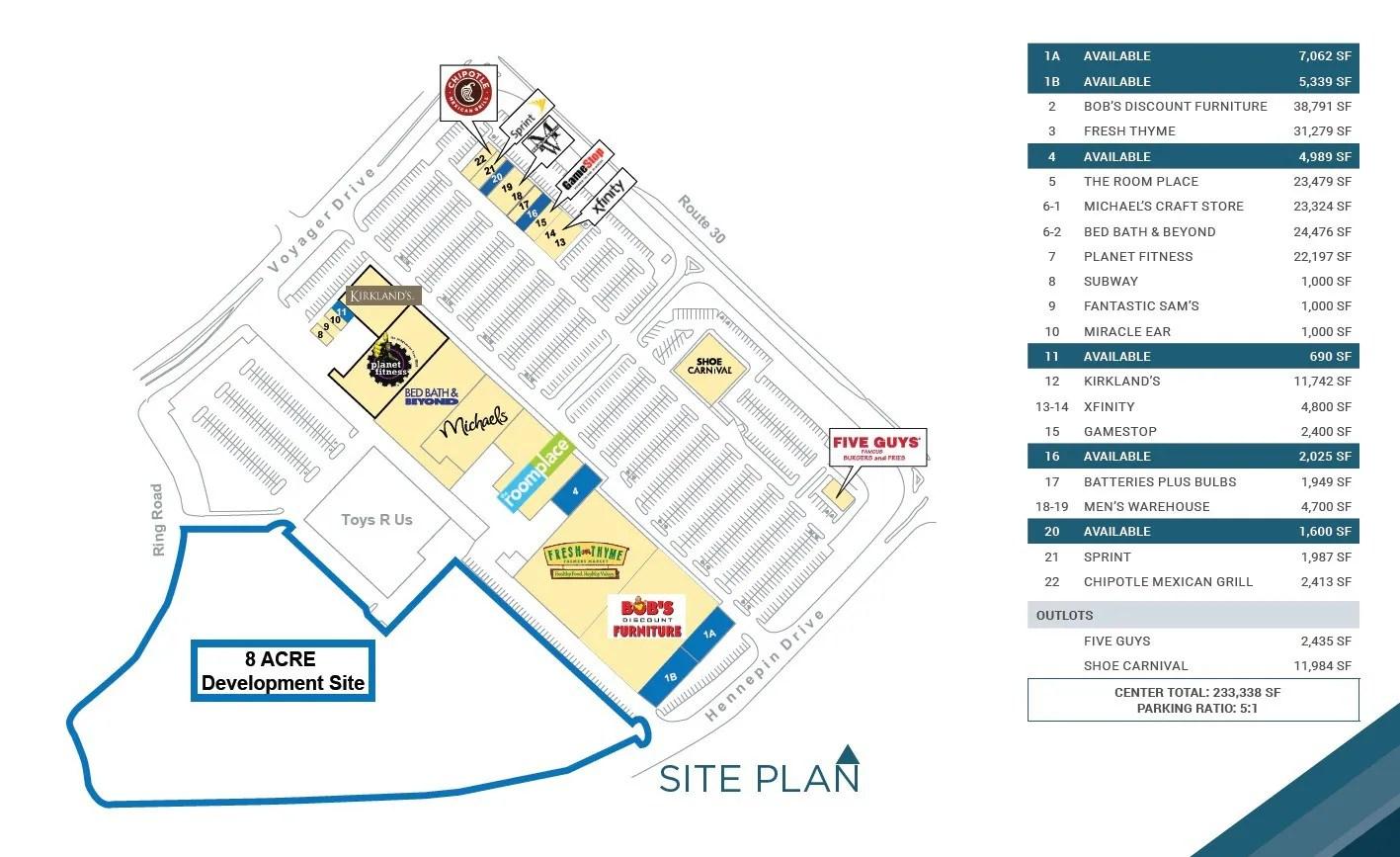 2700 2868 Plainfield Rd Joliet Il 60435 Retail Space For Lease