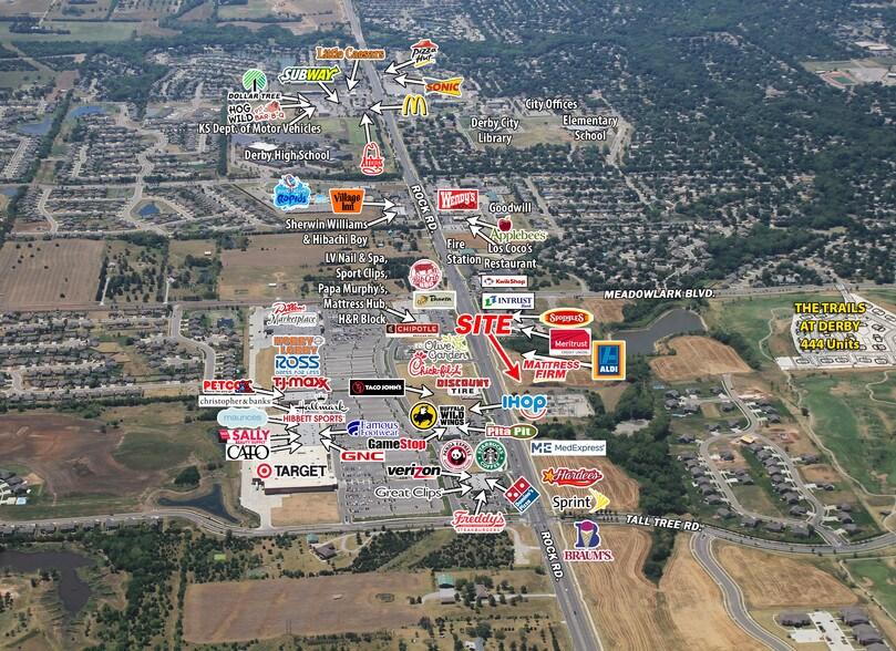 Meadowlark Rock Rd North Of Nw Corner Derby Ks 67037 Land For Sale Loopnet Com
