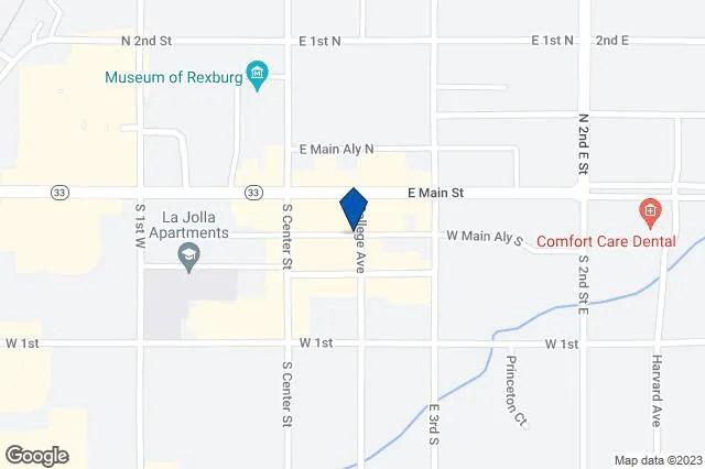30 College Avenue Rexburg Id 83440