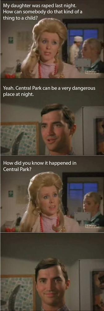 When John Wick Finds Out Nyc Central Park Karen Is Cruel To Her
