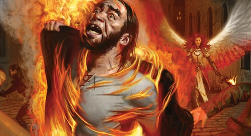 Image result for fiery temper art