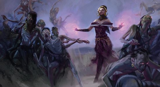 Image result for liliana's mastery art