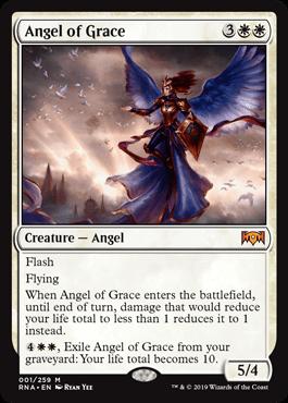 Image result for angel of grace mtggoldfish