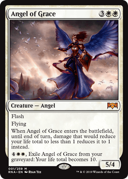 Image result for angel of grace mtggoldfish