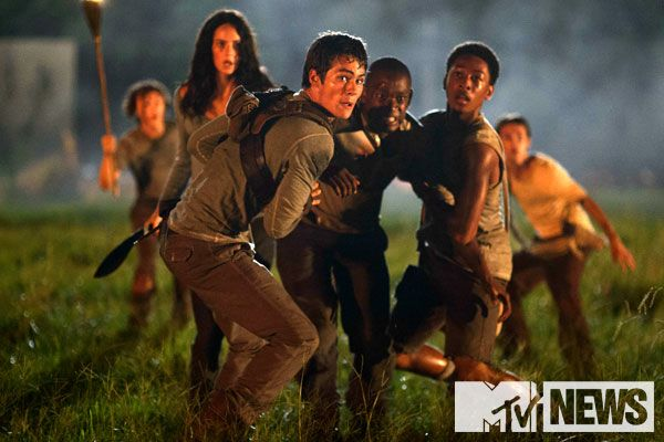 The Maze Runner Movie