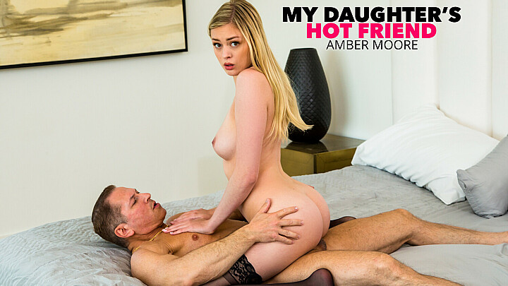 Amber Moore loves older men and their cocks