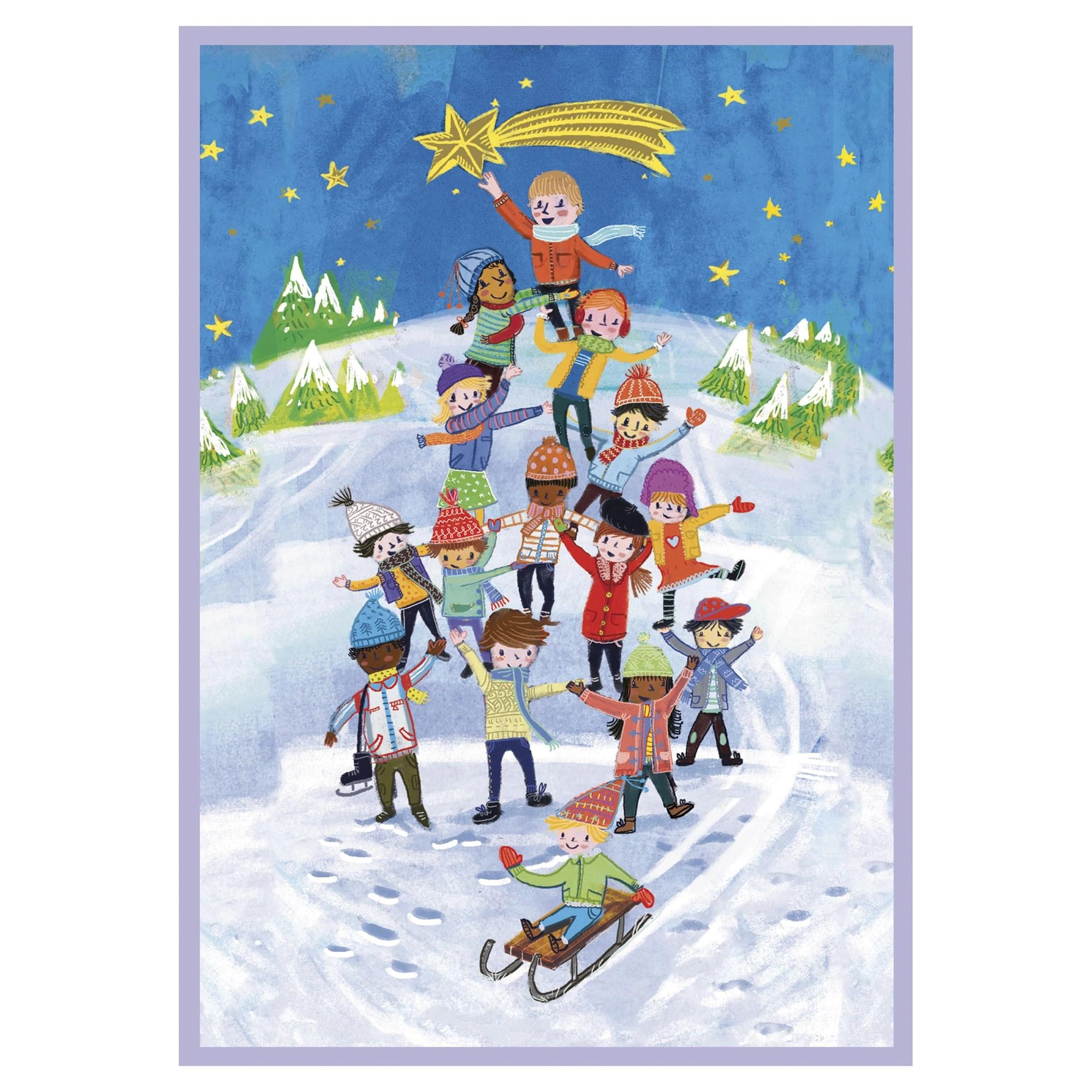 Unicef UK Market Unicef Charity Christmas Cards One