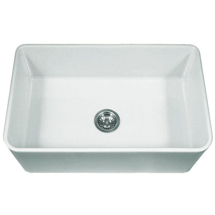 blanco 441695 white cerana apron front bowl sink fire clay
