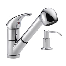 delta peerless faucet parts
