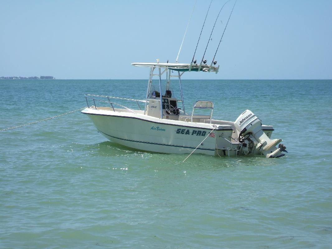 1998 21 Sea Pro Boats 210 CC For Sale In Tampa Florida