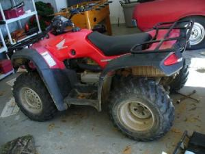 $3,200 ATV  2005 Honda Rancher 4x4 350 for sale in Auburn