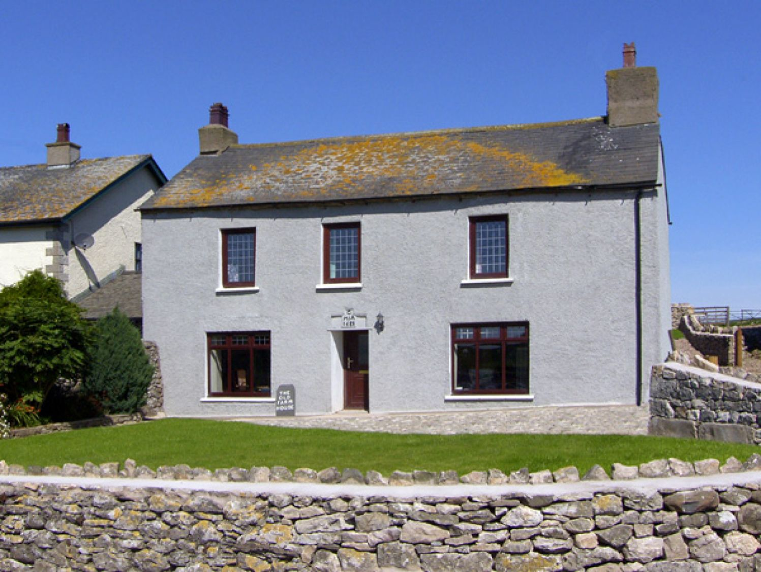 The Old Farmhouse Scales Ulverston The Lake District And Cumbria Self Catering Holiday