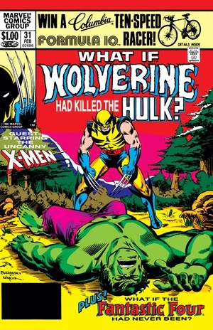 What If Wolverine Had Killed the Hulk?